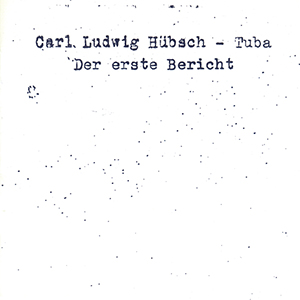 Hübsch, Carl Ludwig