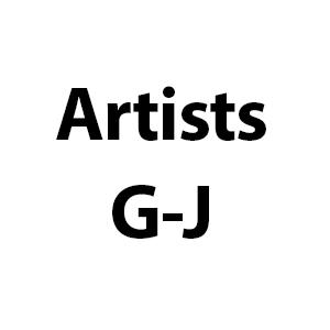 Artists G-J