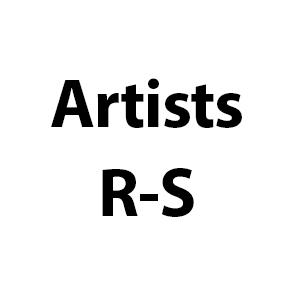 Artists R-S